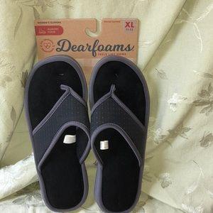 DEARFOAMS WOMEN'S SLIPPERS